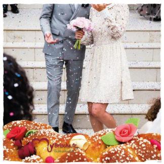 brioche mariage